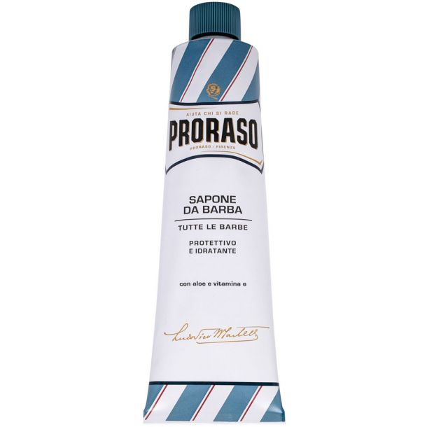 Proraso Blue Shaving Soap In A Tube Shaving Foam 150ml