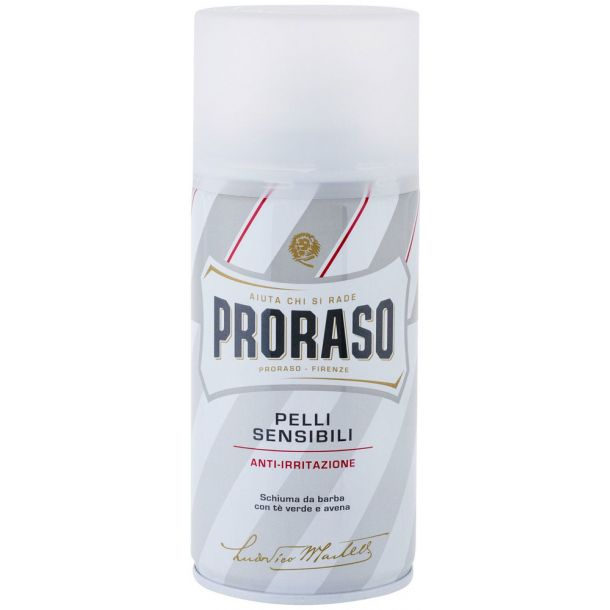 Proraso White Shaving Foam Shaving Foam 300ml