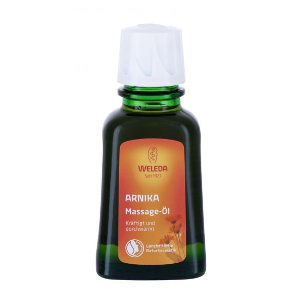 Weleda Arnica Massage Oil For Massage 50ml (Bio Natural Product)