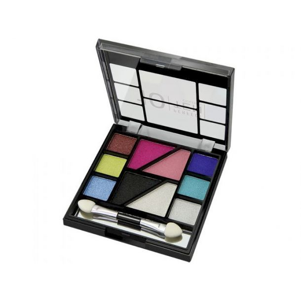 Nicka K New York Perfect Ten Colors Eyeshadow Palette - AP022 9gr
