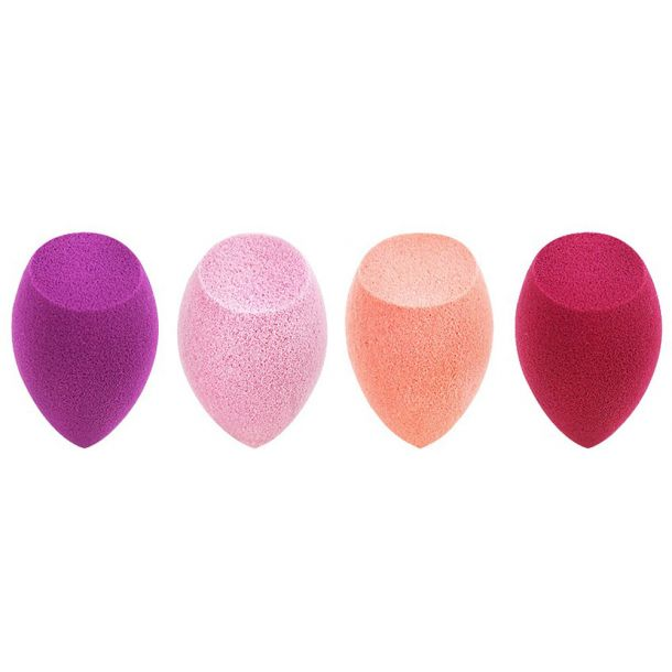 Real Techniques Sponges Miracle Complexion Mini Applicator 4pc