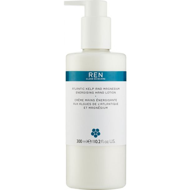 Ren Clean Skincare Hand Care Energising Hand Lotion Hand Cream 300ml