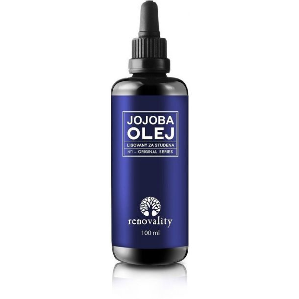Renovality Original Series Jojoba Oil Body Oil 100ml