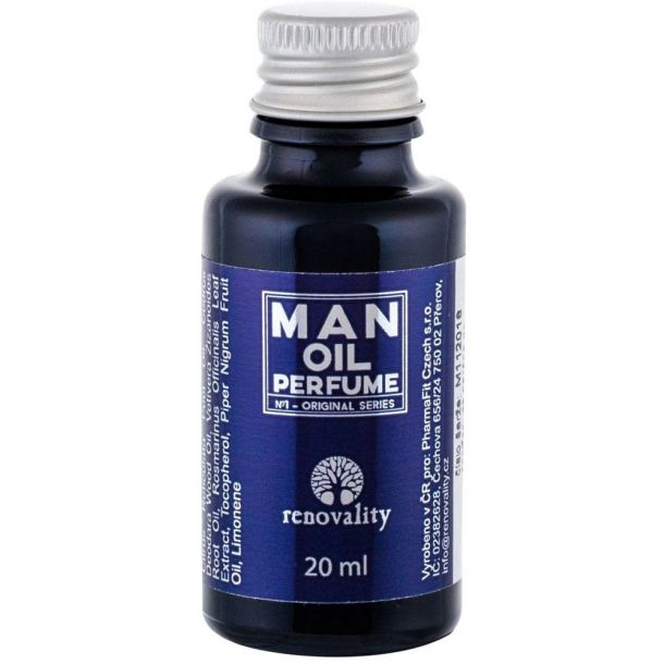 Renovality Original Series Man Oil Parfume Perfumed Oil 20ml