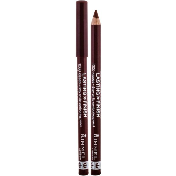 Rimmel London 1000 Kisses Lip Pencil 041 Coffee Bean 1,2gr