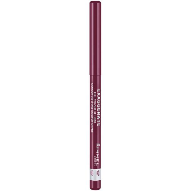 Rimmel London Exaggerate Lip Pencil 105 Under My Spell 0,25gr