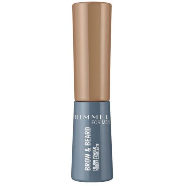 Rimmel London For Men Brow & Beard Eyebrow Powder 001 Blond 0,7gr