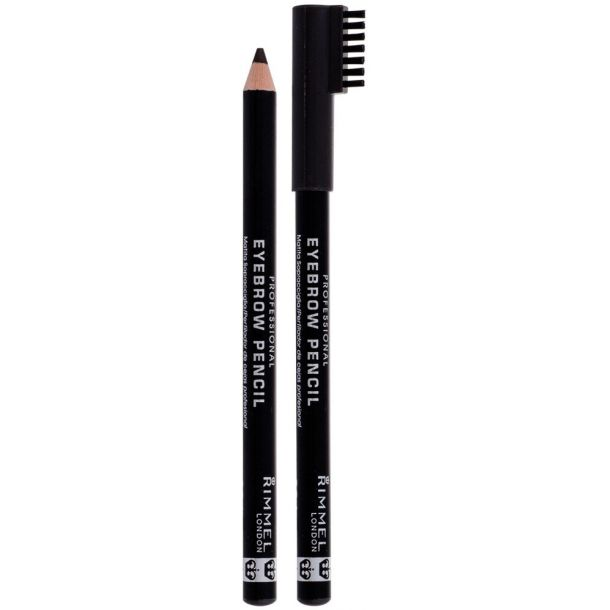 Rimmel London Professional Eyebrow Pencil Eyebrow Pencil 004 Black Brown 1,4gr