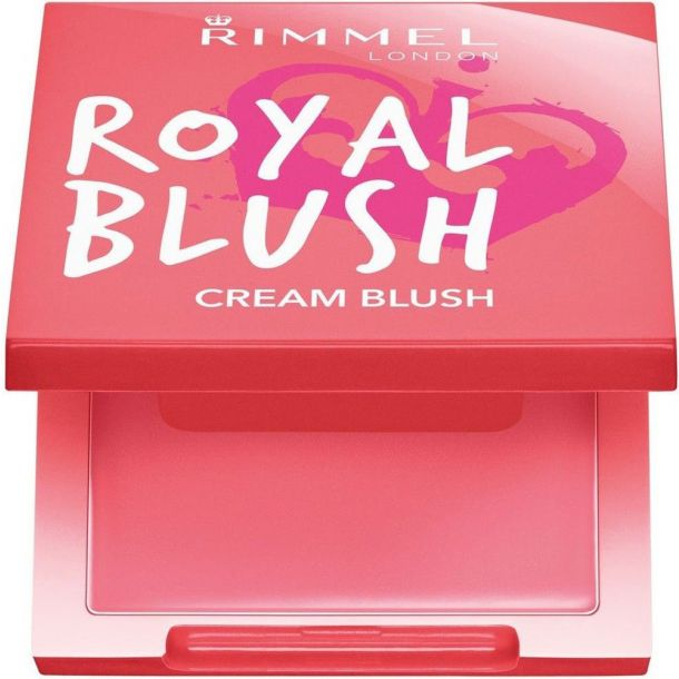 Rimmel London Royal Blush Blush 002 Majestic Pink 3,5gr