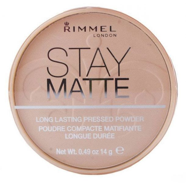 Rimmel London Stay Matte Powder 007 Mohair 14gr