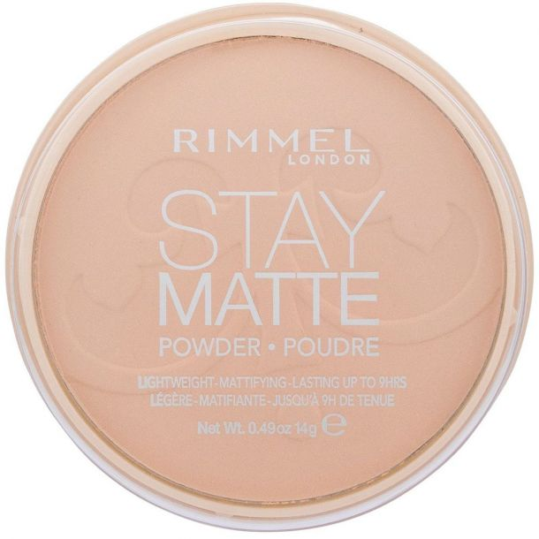 Rimmel London Stay Matte Powder 008 Cashmere 14gr
