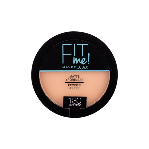 Maybelline Fit Me! Matte + Poreless Powder 130 Buff Beige 14gr