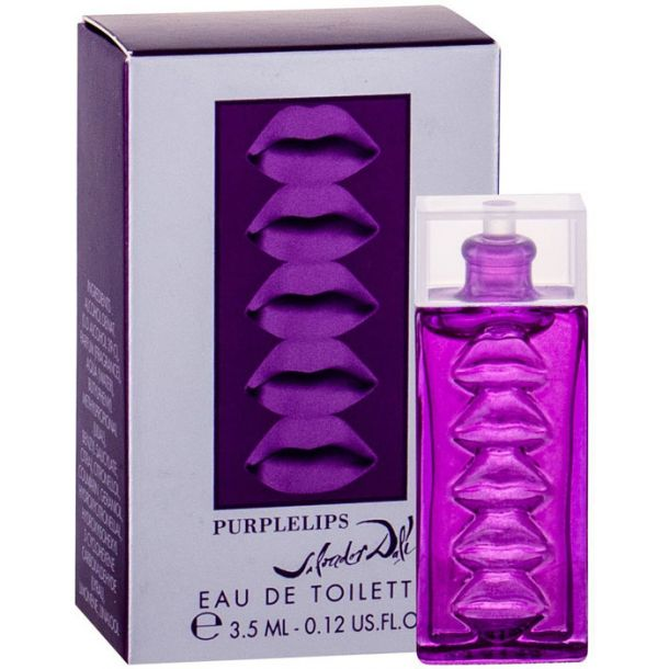 Salvador Dali Purplelips Eau de Toilette 3,5ml