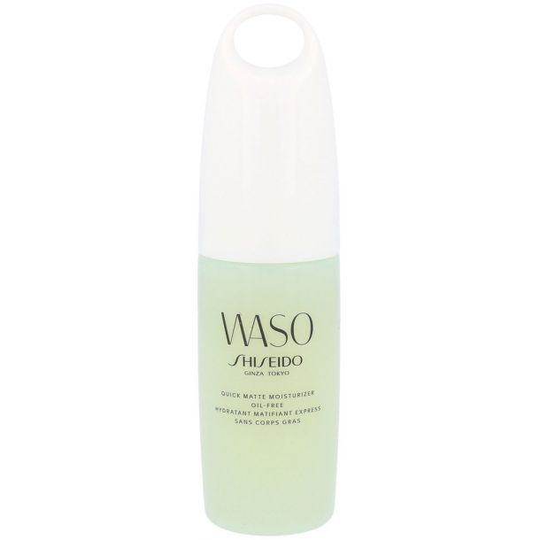 Shiseido Waso Quick Matte Moisturizer Facial Gel 75ml Tester (For All Ages)