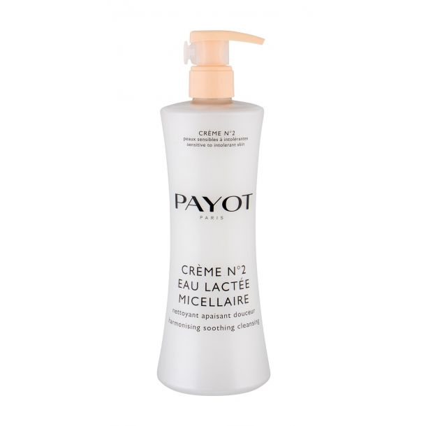Payot Creme No2 Eau Lactée Micellaire Cleansing Milk 400ml Tester