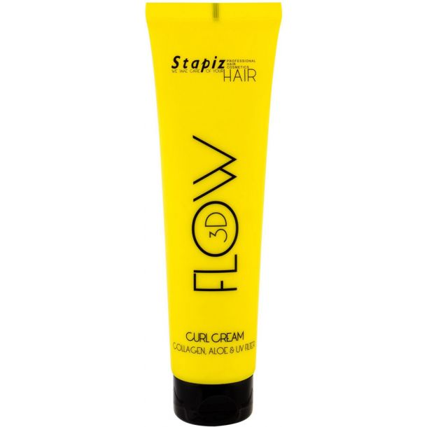 Stapiz Flow 3D Curl Cream 150ml