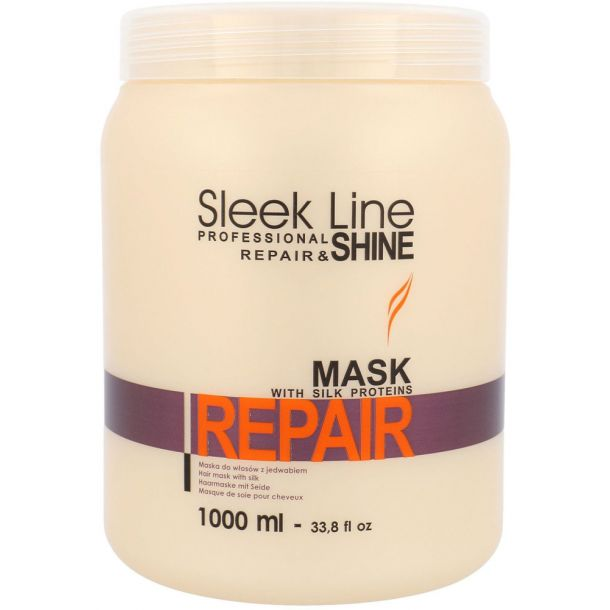 Stapiz Sleek Line Repair Hair Mask 1000ml (Damaged Hair)
