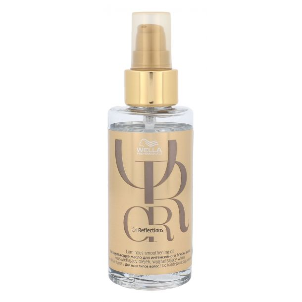 Wella Professionals Oil Reflections Luminous Smoothening Oil Hair Oils and Serum 100ml Damaged Box (All Hair Types)