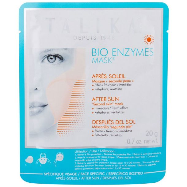 Talika Bio Enzymes Mask After Sun 20gr 1τμχ  (For All Ages)