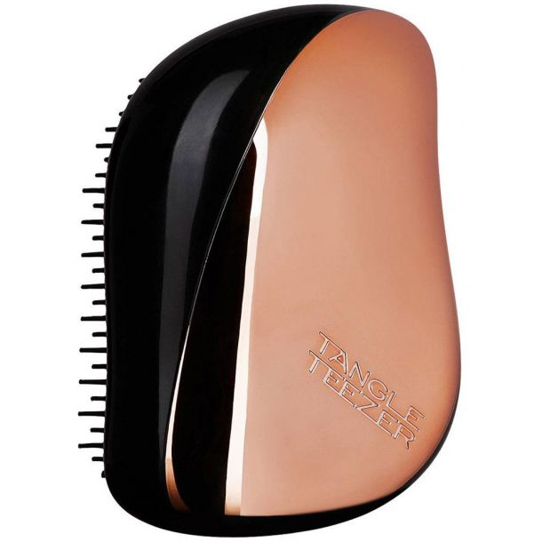 Tangle Teezer Compact Styler Hairbrush Rose Gold 1pc
