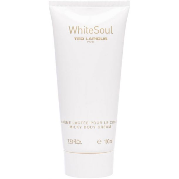 Ted Lapidus White Soul Body Cream 100ml