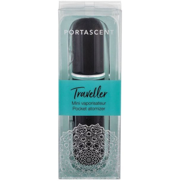 Portascent Traveller Refillable Black 5ml