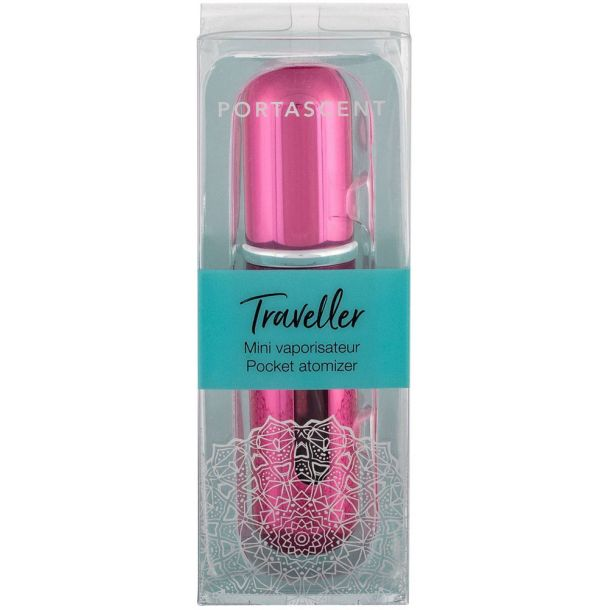 Portascent Traveller Refillable Hot Pink 5ml