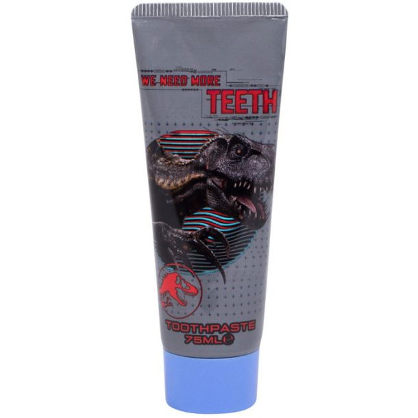 Universal Jurassic World Toothpaste 75ml
