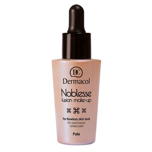 Dermacol Noblesse Fusion Make-Up SPF10 Makeup Pale 25ml