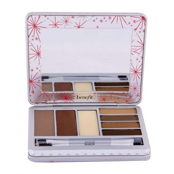 Benefit Brow Zings Pro Palette Set and Pallette For Eyebrows Light - Medium 11,8gr
