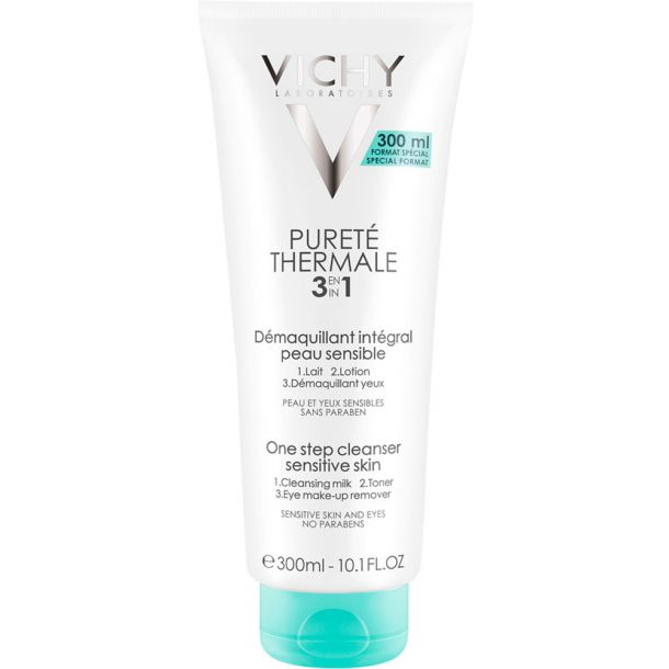 Vichy Purete Thermale 3in1 Cleansing Emulsion 300ml