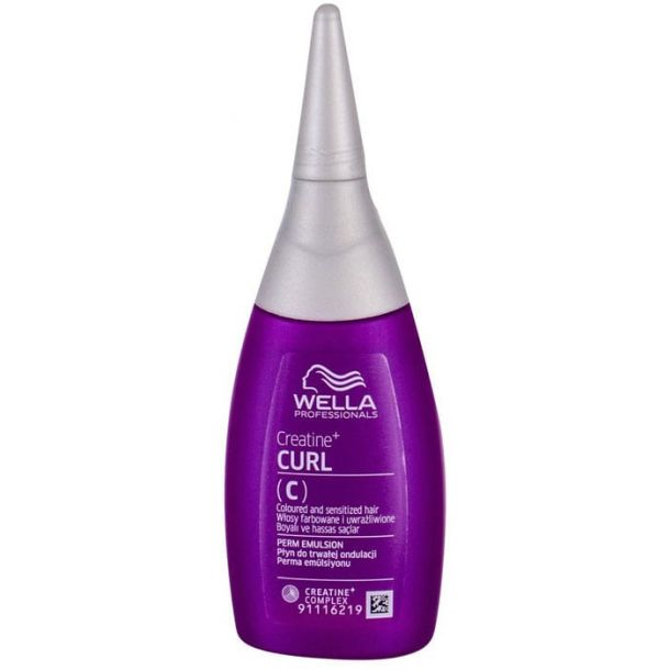 Wella Professionals Creatine+ Curl C Waves Styling 75ml
