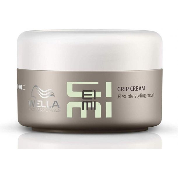 Wella Professionals Eimi Grip Cream Hair Wax 75ml (Strong Fixation)