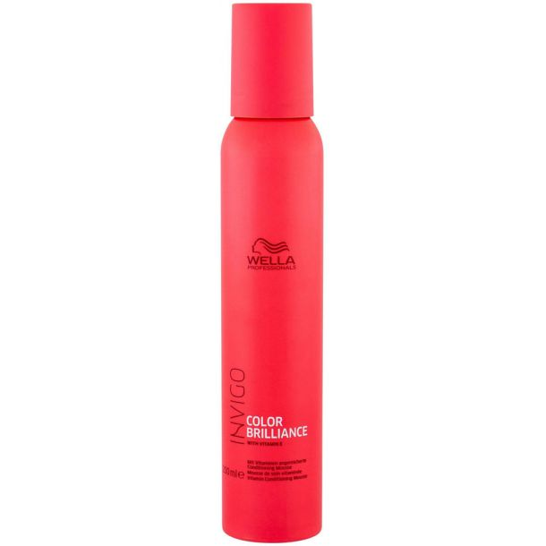 Wella Invigo Color Brilliance Hair Color 200ml (Colored Hair - All Hair Types)