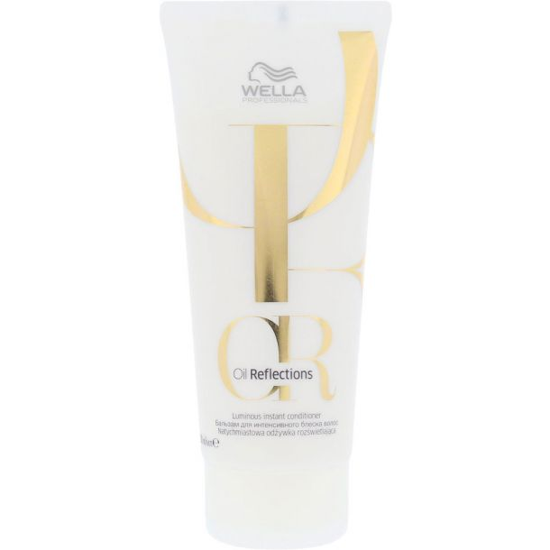 Wella Oil Reflections Conditioner 200ml (All Hair Types)