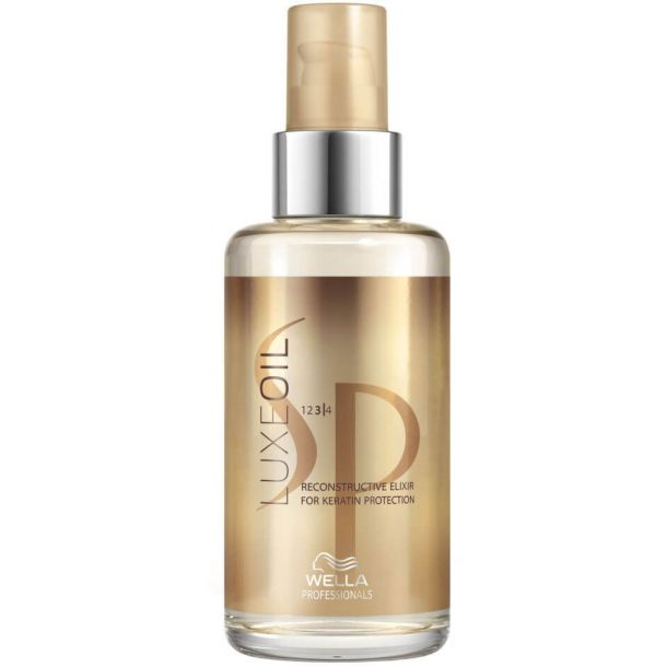 Wella SP Luxeoil Reconstructive Elixir 100ml (All Hair Types)