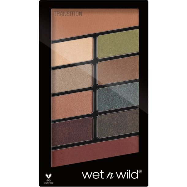 Wet N Wild Color Icon 10 Pan Eye Shadow Comfort Zone 759 10gr