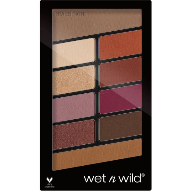 Wet N Wild Color Icon 10 Pan Eye Shadow Rosé In The Air 758 10gr
