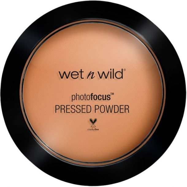 Wet N Wild Photo Focus Pressed Powder Golden Tan 826C 7,5gr