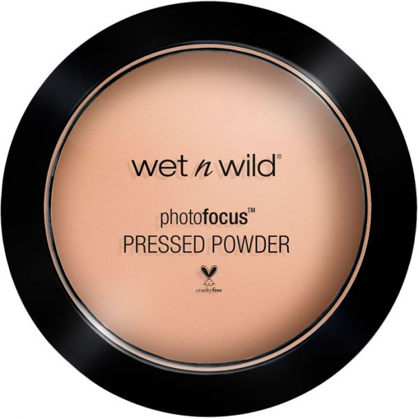 Wet N Wild Photo Focus Pressed Powder Neutral Beige 823C 7,5gr