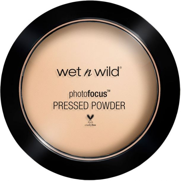 Wet N Wild Photo Focus Pressed Powder Warm Light 821E 7,5gr