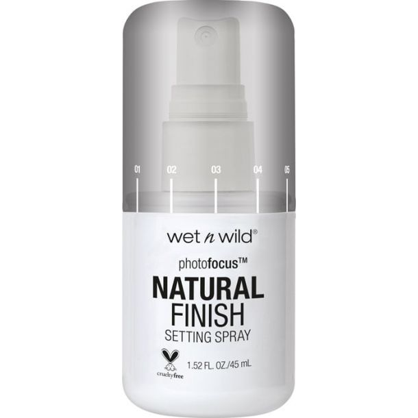 Wet N Wild Photo Focus Setting Spray Seal The Deal 301A 45ml