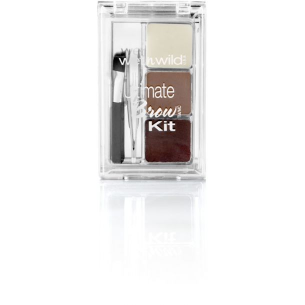 Wet N Wild Ultimate Brow Kit Ash Brown 963 2,5gr