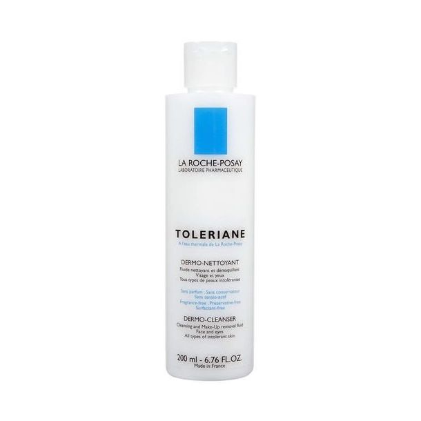 La Roche-posay Toleriane Cleansing Emulsion 200ml
