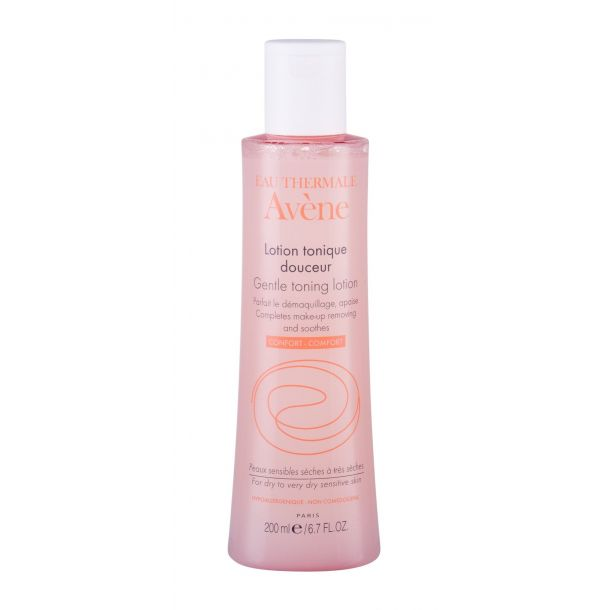 Avene Skin Care Gentle Toning Lotion Facial Lotion and Spray 200ml