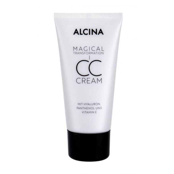 Alcina Magical Transformation CC Cream 50ml