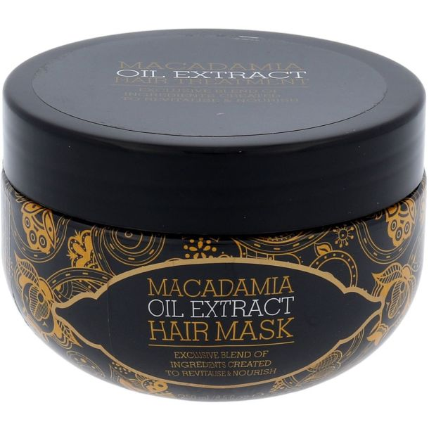Xpel Macadamia Oil Extract Hair Mask 250ml (All Hair Types)