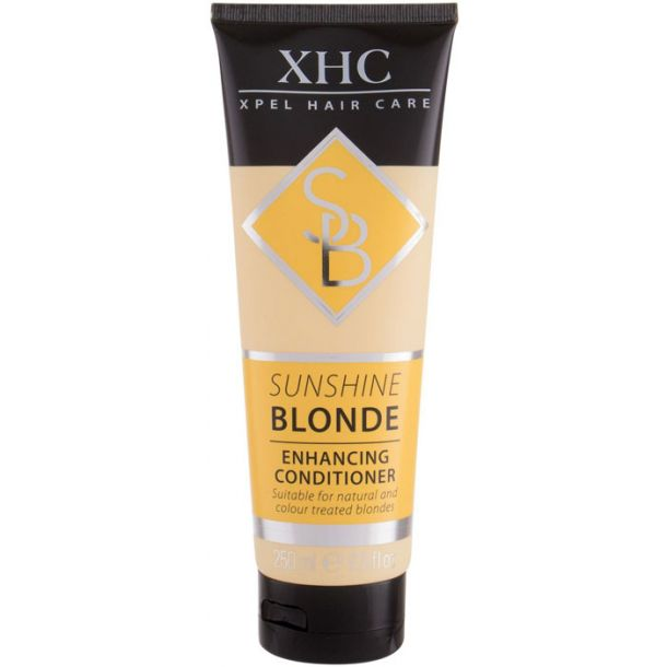 Xpel Sunshine Blonde Conditioner 250ml (Blonde Hair)