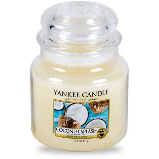 Yankee Candle Coconut Splash Scented Candle 411gr