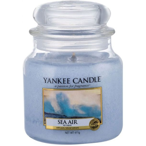 Yankee Candle Sea Air Scented Candle 411gr